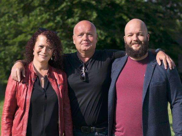 Rodina Pešťákových